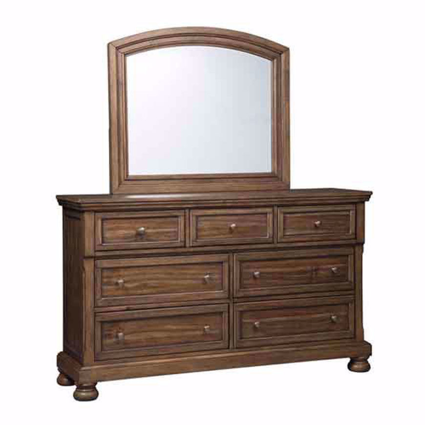 Picture of Flynnter Dresser & Mirror
