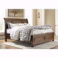 Picture of Flynnter Queen Sleigh Stg Bed