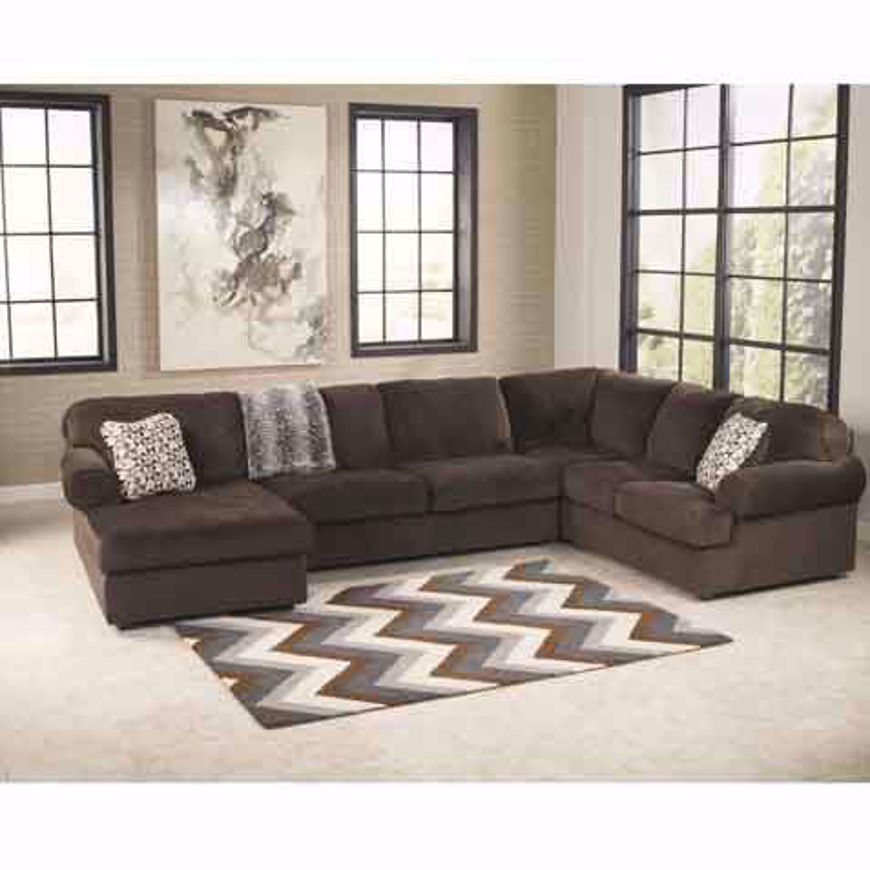 Picture of Jessa Place 3 PC LAF Sectional