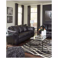 Picture of Betrillo Black Sofa