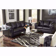 Picture of Betrillo Black Loveseat