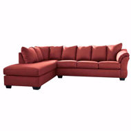 Picture of Darcy Salsa 2 PC LAF Sectional
