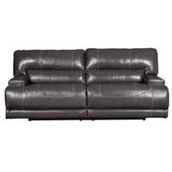 Picture of McCaskill Power Leather Sofa
