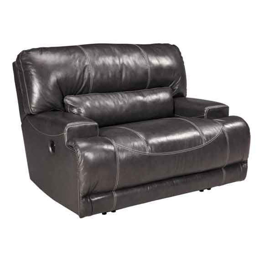 Picture of McCaskill  Power Leather Recliner