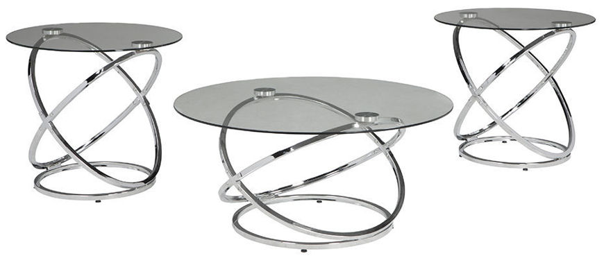 Picture of Hollynx 3PC Table Set