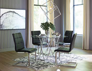 Picture of Madanere Dining Upholstery Chair Black