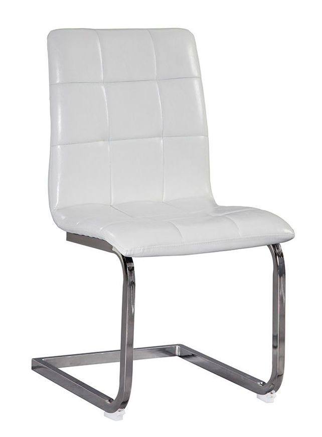 Picture of Madanere Dining Upholstery Chair White