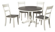 Picture of Nelling 5 Pc Round Dining Set