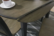 Picture of Froshburg Round Drop Leaf Dining Table
