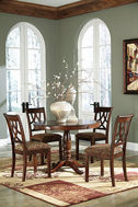 Picture of Leahlyn  5 Pc Round Dining Set