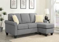 Picture of Claudette Chofa Reversible Sectional