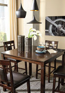 Picture of Bennox 5 Pc Dining Counter Table Set