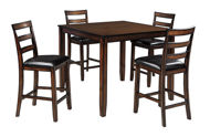 Picture of Coviar 5 Pc  Counter Table Set