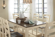 Picture of Woodanville 7 Pc Dining Table Set