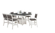 Picture of Aldo 5 Pc Counter High set White