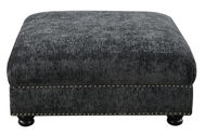 Picture of Bliss Charcoal  Ottoman