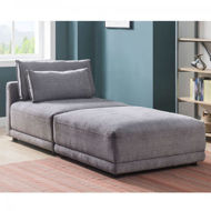 Picture of Storm Grey 5 Pc Sectional