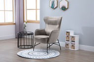 Picture of Franky Accent Chair Charcoal