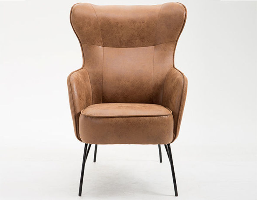Picture of Saddle Accent Chair