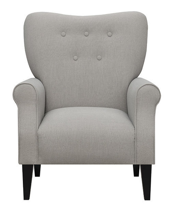 Picture of Light Grey Accent Chair