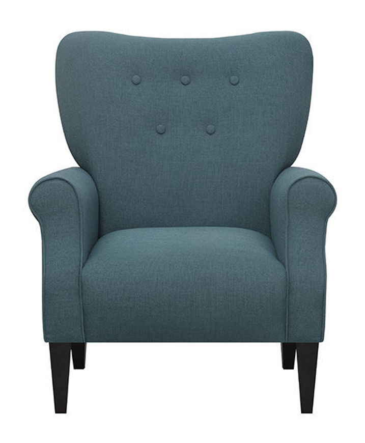 Picture of Navy Accent Chair