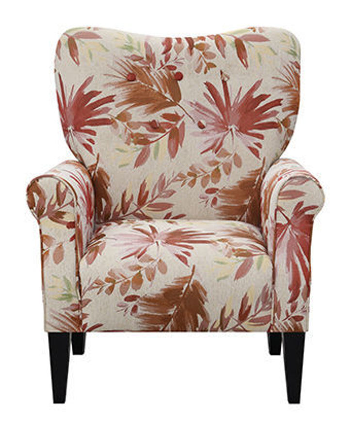 Picture of Red Accent Chair