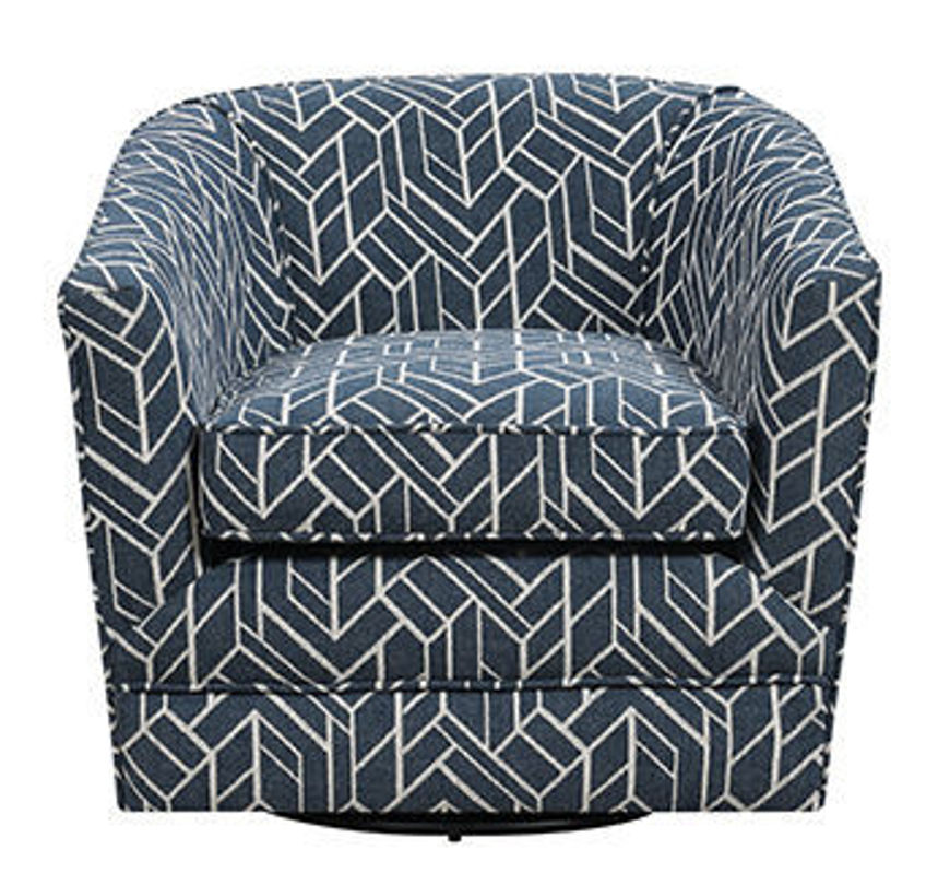 Picture of Navy Swivel Chair
