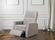 Picture of Beige Swivel Glider Recliner