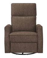 Picture of Brown Swivel Glider Recliner