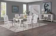 "Picture of Centerville Dining Table with 28"" Butterfly Leaf"