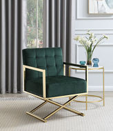Picture of Phoenix Emerald Green Accent Chair --SPECIAL PURCHASE