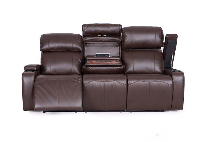 Picture of Reclining Sofa with Power