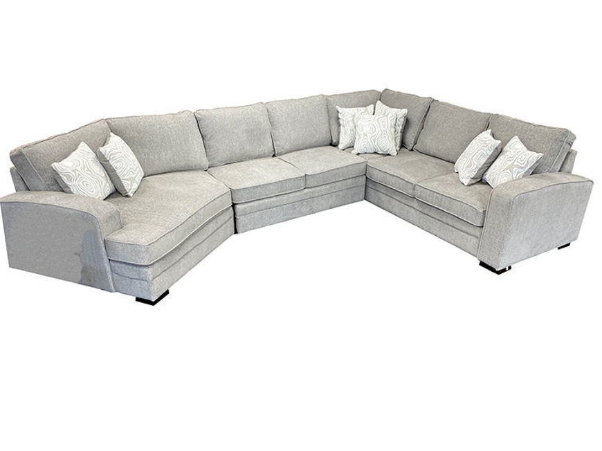 Picture of Gina LAF Cuddler Sectional