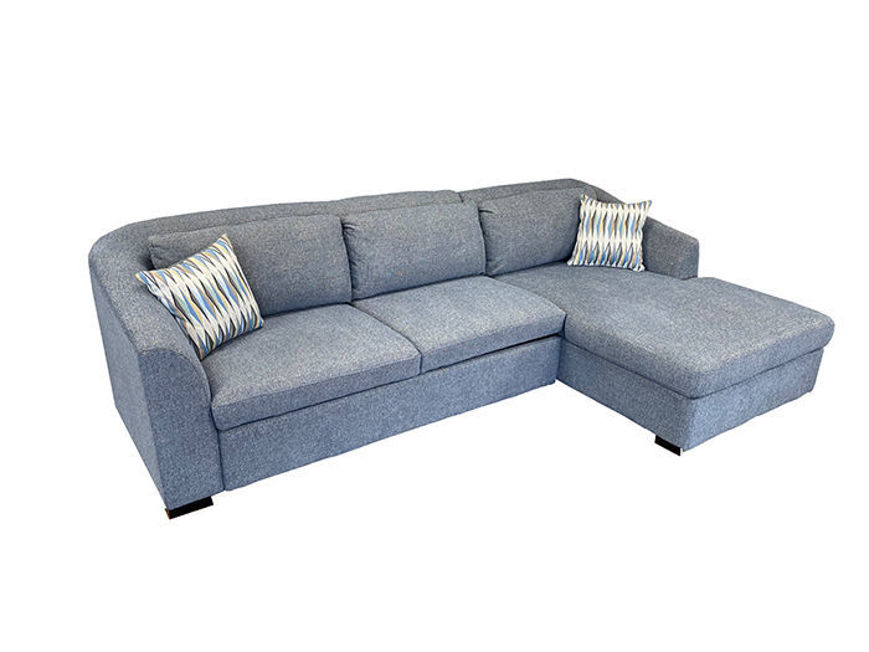 Picture of Jaguar 2PC RAF Storage Chaise Sectional