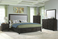 Picture of Shelby King Bed