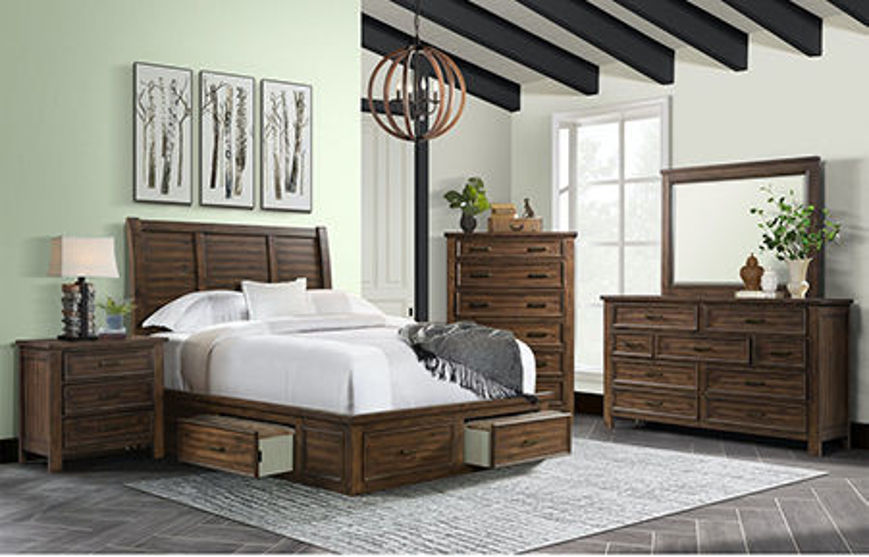 Picture of Queen Sullivan Bedroom Set