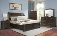 Picture of Kingston King Bed