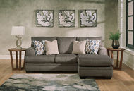 Picture of Dorsten Slate Sofa Chaise