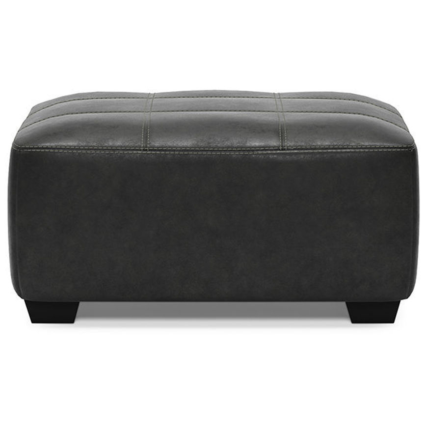 Picture of Bilgray Pewter Large Ottoman
