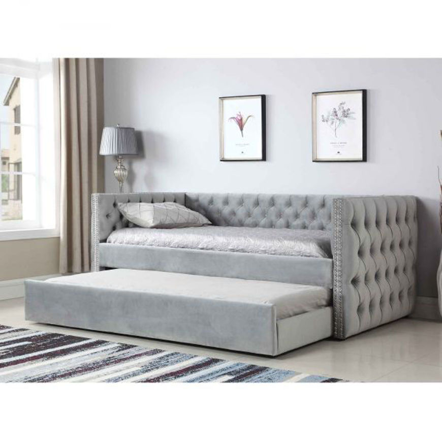 Picture of Paige Grey Twin Daybed