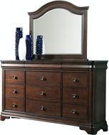Picture of Cameron Cherry Dresser & Mirror