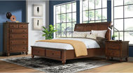 Picture of Chatham King Storage Bed