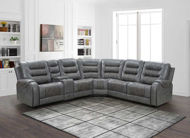 Picture of Buckeye Charcoal  6 PC Sectional